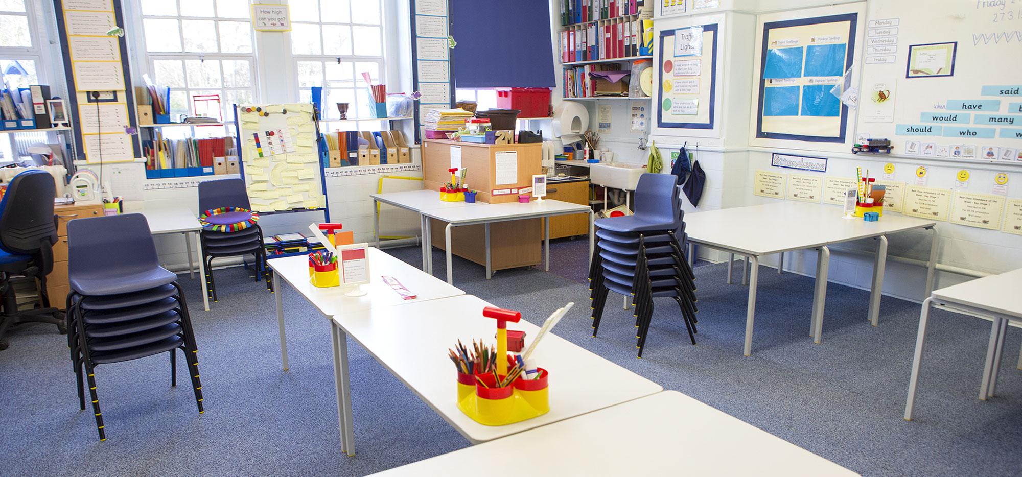School Tables Hampshire