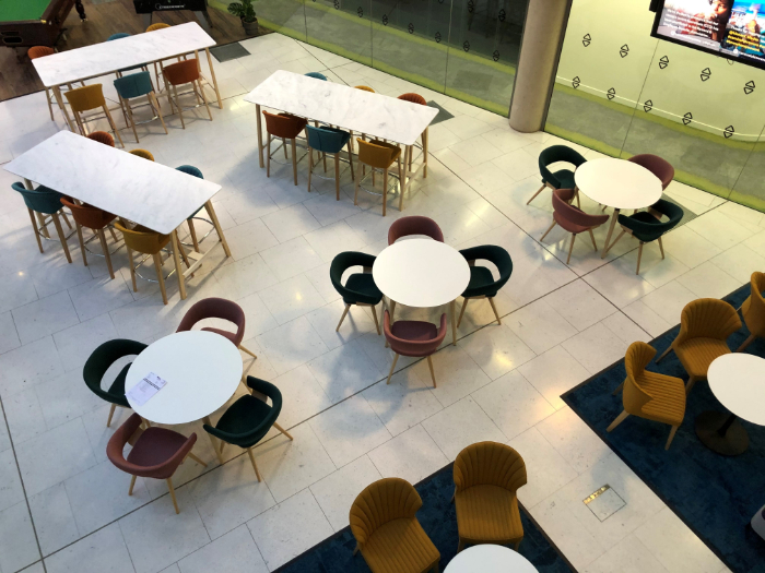 Business Tables and Chairs