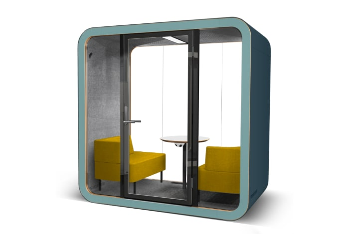 Workplace Pods Hampshire